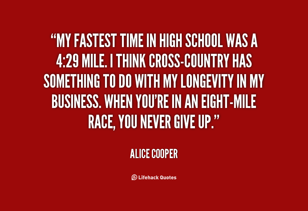 Cross Country Quotes >> High School Cross Country Quotes. QuotesGram