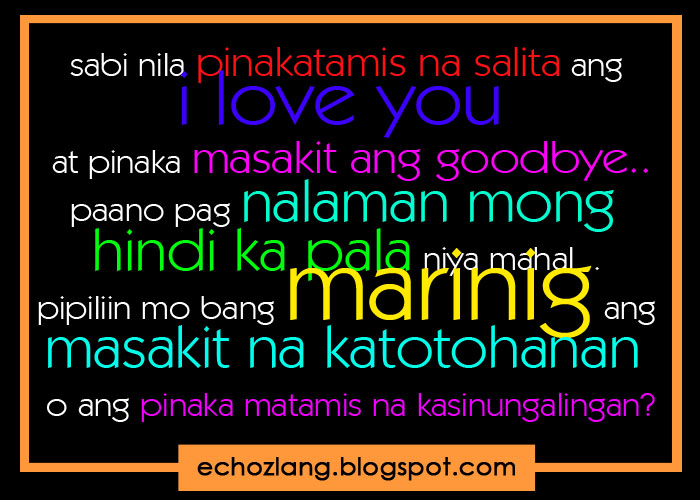 how to say bye in tagalog
