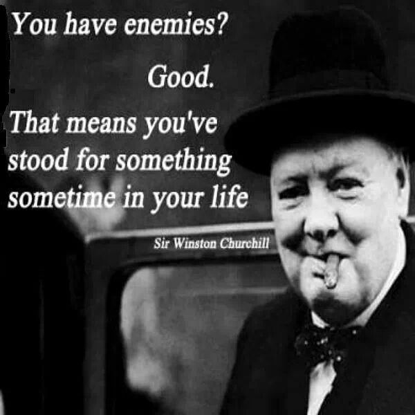 Quotes On Winston Churchill: Churchill Quotes Tact. QuotesGram