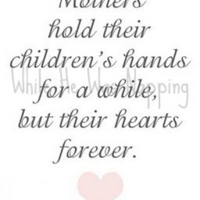 Sweet mother and daughter quotes-4385