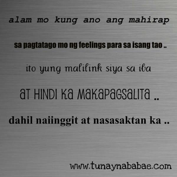 Sad Quotes Tagalog Text. QuotesGram
