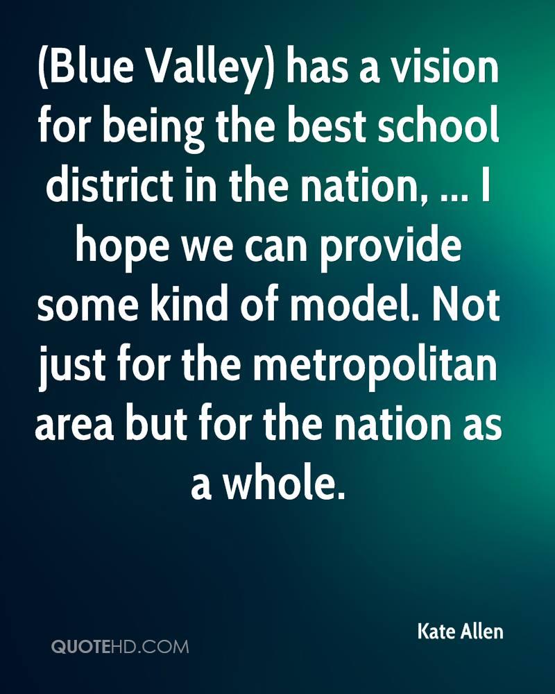 Vision Quotes: School Vision Quotes. QuotesGram