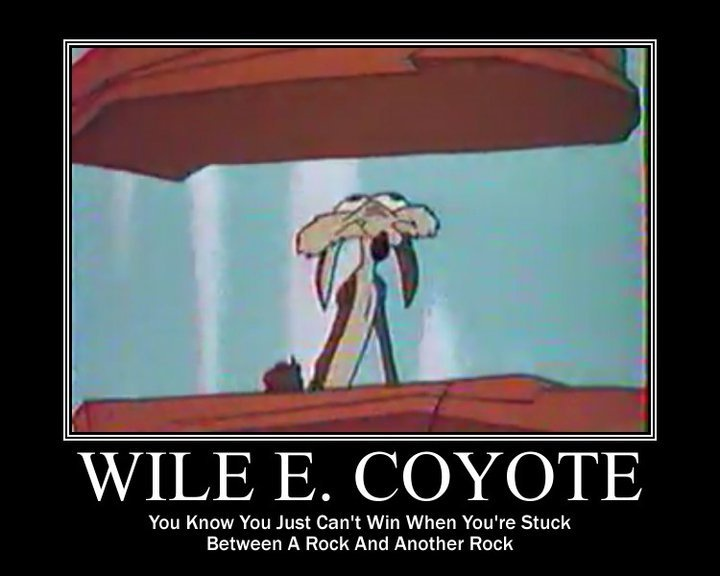 Wile E Coyote Quotes. QuotesGram