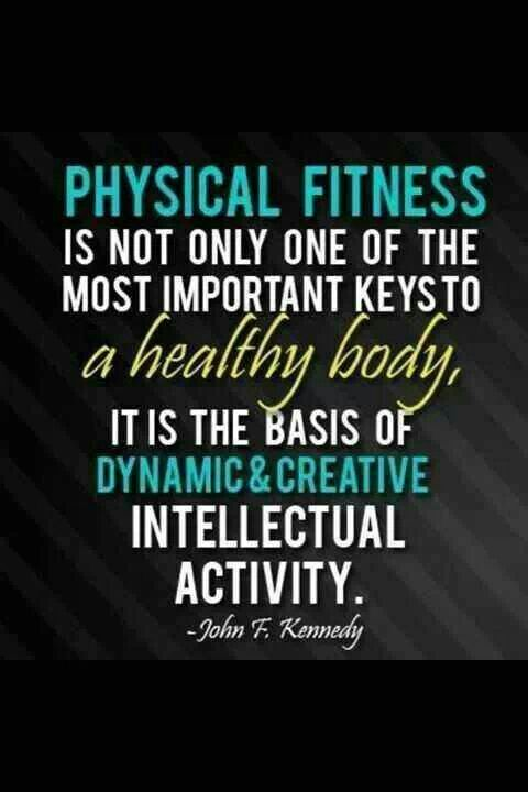 inspirational quotes about physical fitness  quotesgram