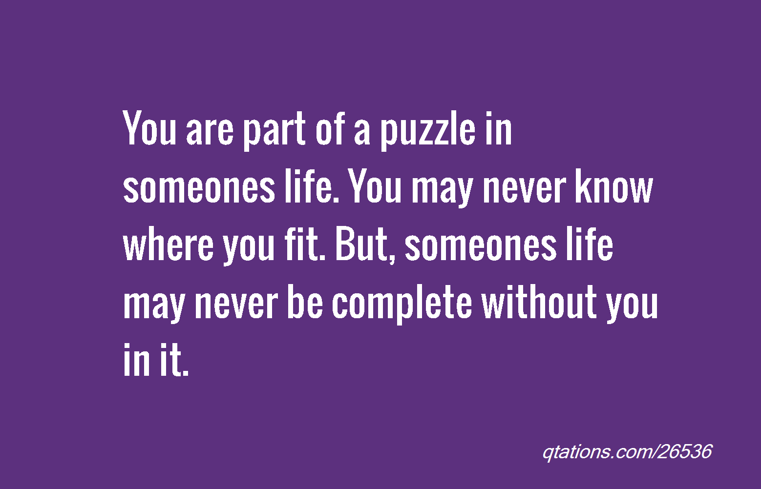 Quotes About Never Knowing Someone. QuotesGram