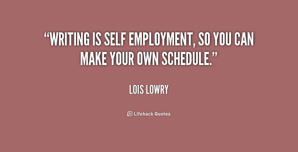 how to keep records for self employment