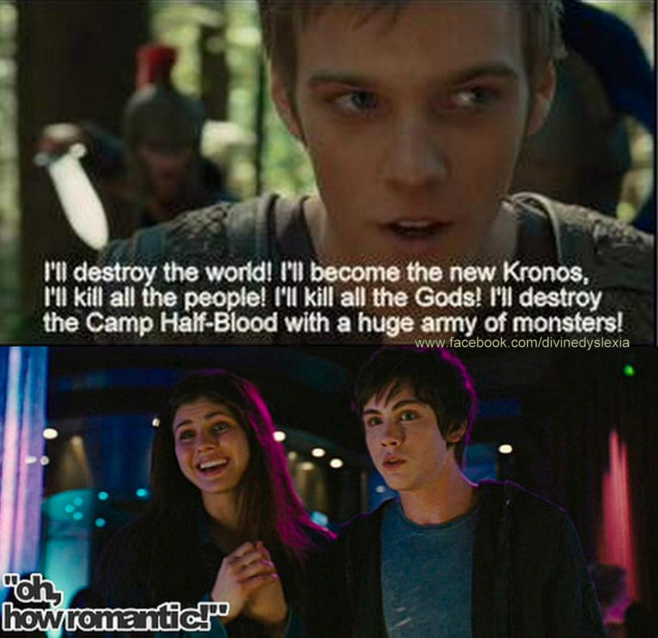Percy Jackson Moments And Quotes Quotesgram