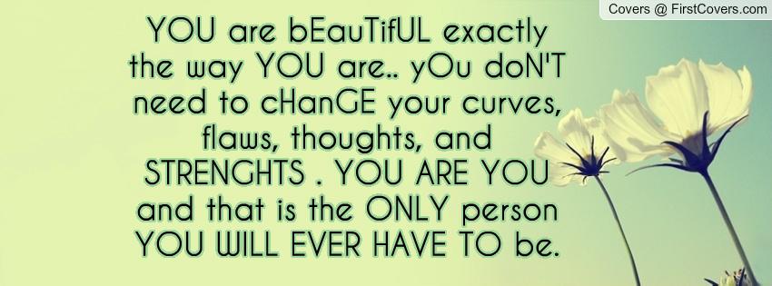 Resultado de imagem para you are a beautiful person