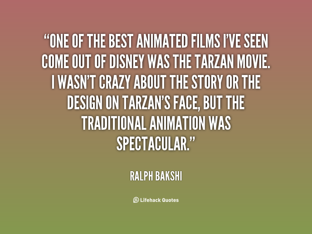 Quotes From Animated Movies. QuotesGram