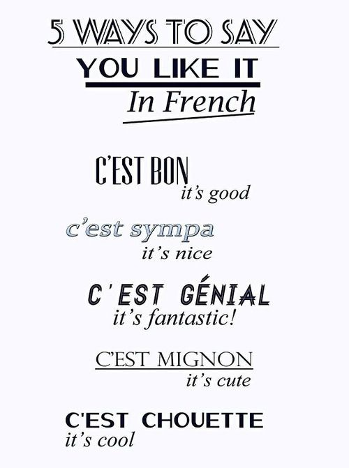 Famous Quotes In French Language. QuotesGram - photo#3