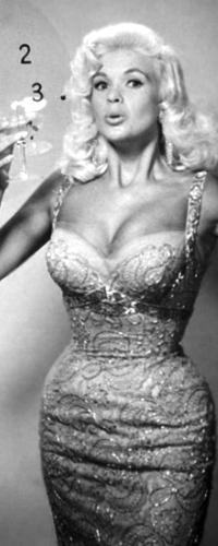 Jayne Mansfield Famous...