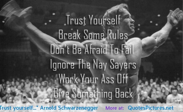 Arnold Motivational Wallpapers: Arnold Schwarzenegger Quotes. QuotesGram