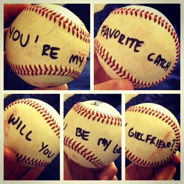 Special ways to ask a girl out