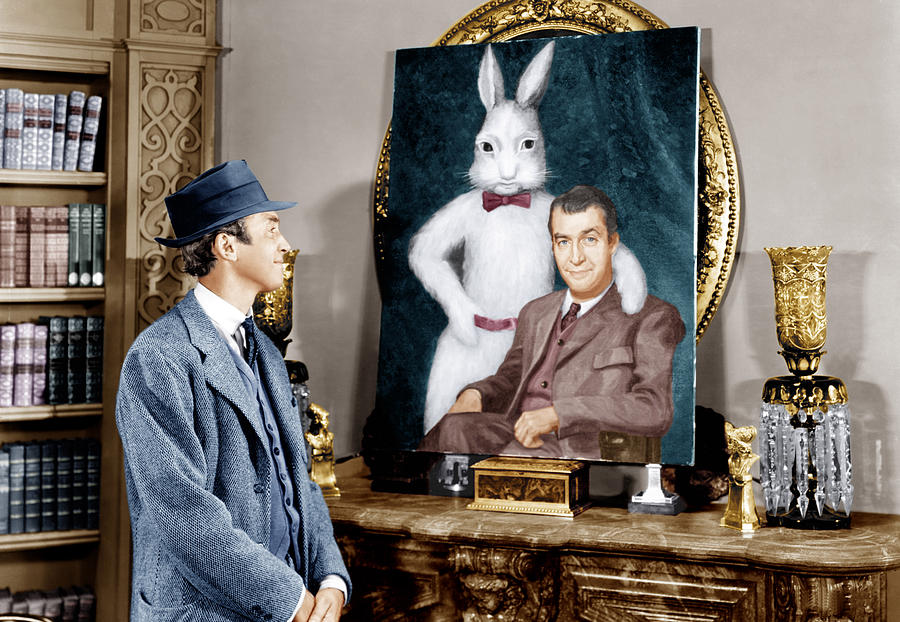 Tell Me About The Rabbits George Quote: Harvey Jimmy Stewart Quotes. QuotesGram