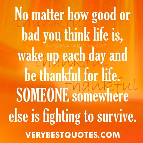 Good Morning Quotes Grateful. QuotesGram