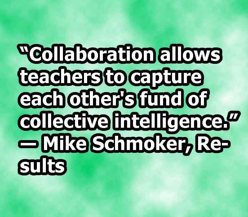 Collaborative Teaching For Teacher Educators ~ Collaboration quotes for teachers quotesgram