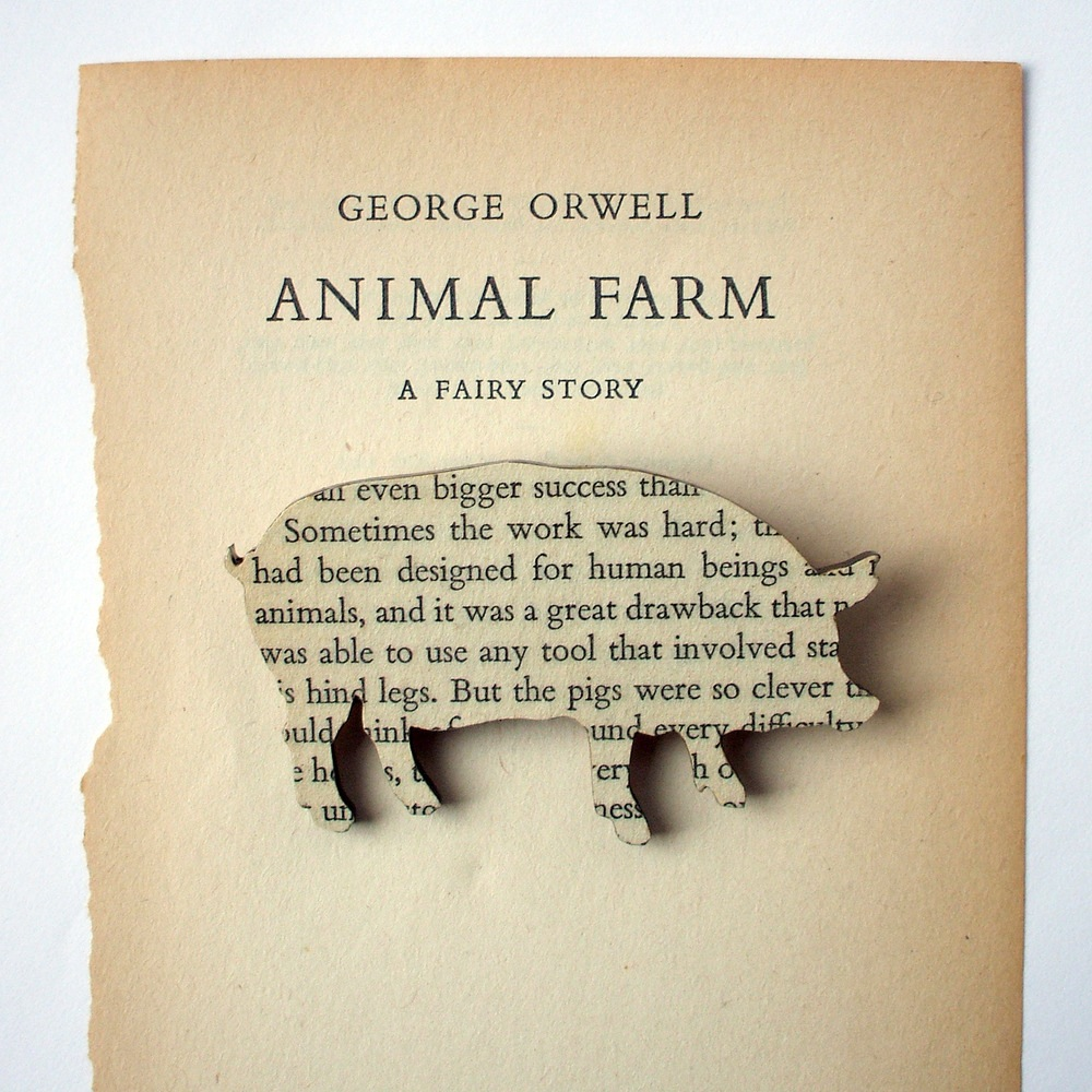 quotes for animal farm essay Get free homework help on george orwell's animal farm: book summary, chapter summary and analysis, quotes, essays, and character analysis courtesy of cliffsnotes.