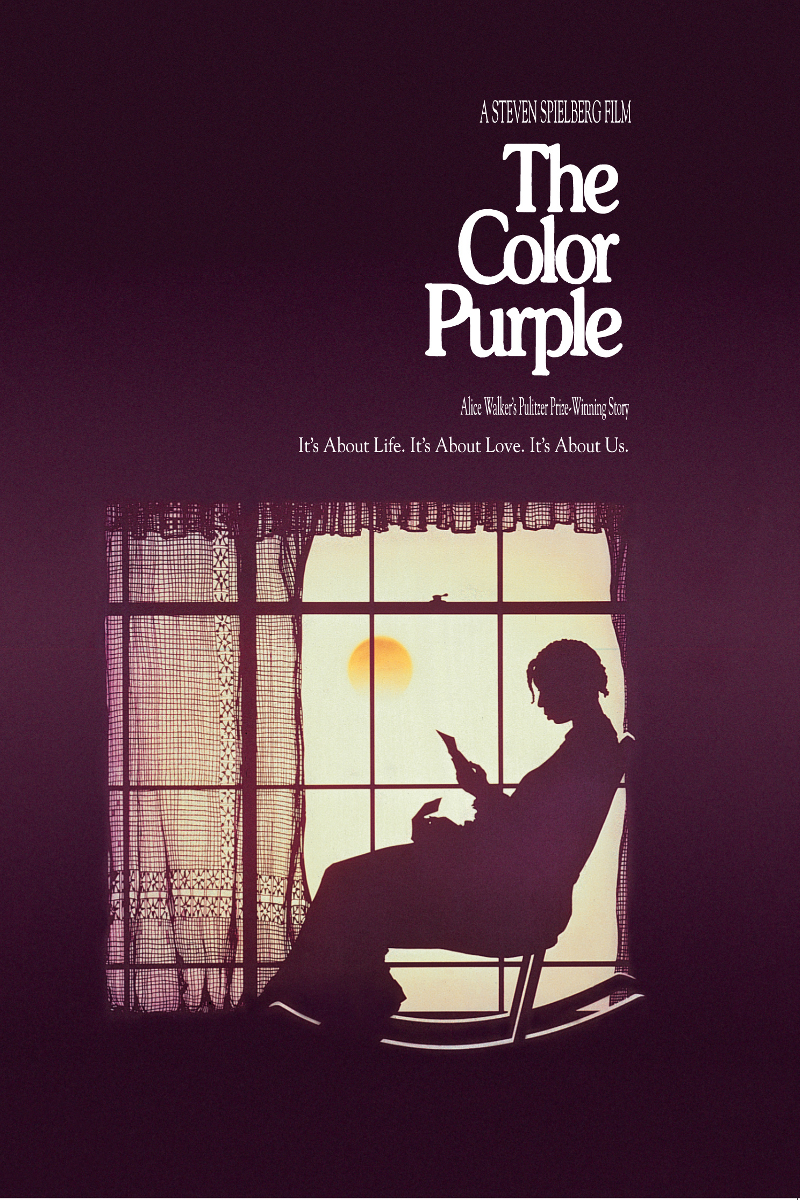 What are the difference between the book The Color Purple and the movie?