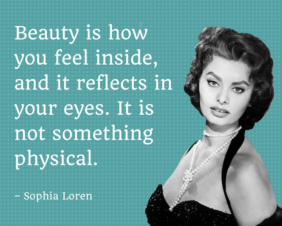 Famous Quotes: Sophia Loren Famous Quotes. QuotesGram