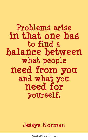 Finding Balance Quotes. QuotesGram