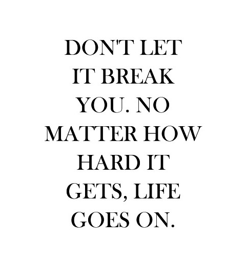 Life Is Hard Quotes: Gets No Matter How Hard Life Quotes. QuotesGram