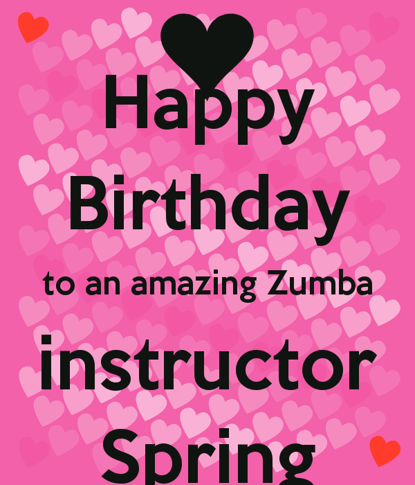 Inspirational Quotes About Positive: Happy Birthday Zumba Quotes. QuotesGram