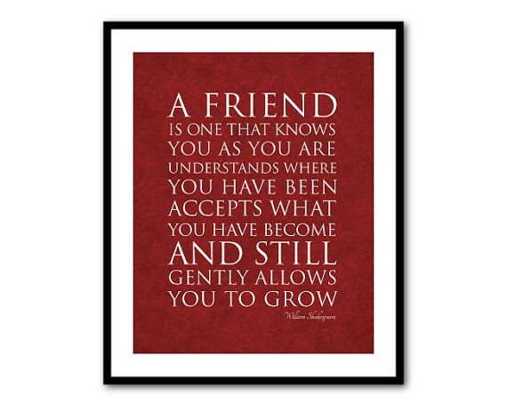 shakespeare quotes about friendship quotesgram