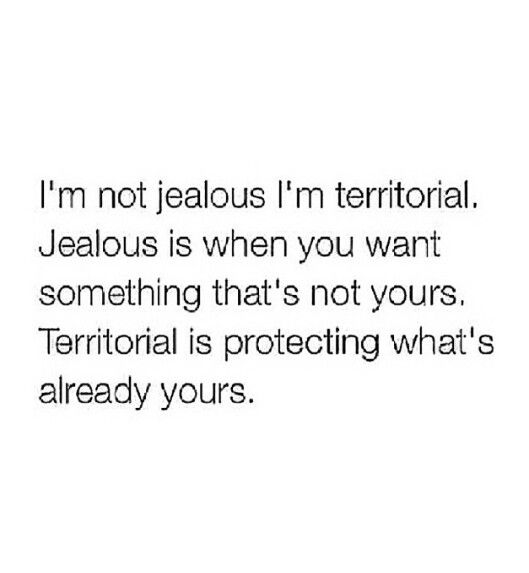 Quotes About Love Relationships: Territorial Relationship Quotes. QuotesGram