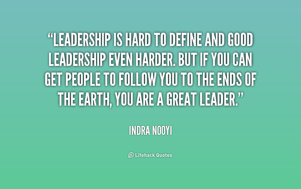 definition of leadership by different authors pdf