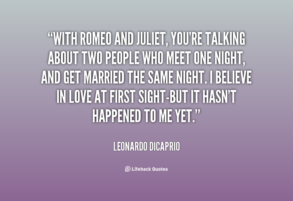 Image Result For Romeo And Juliet Love Quotes
