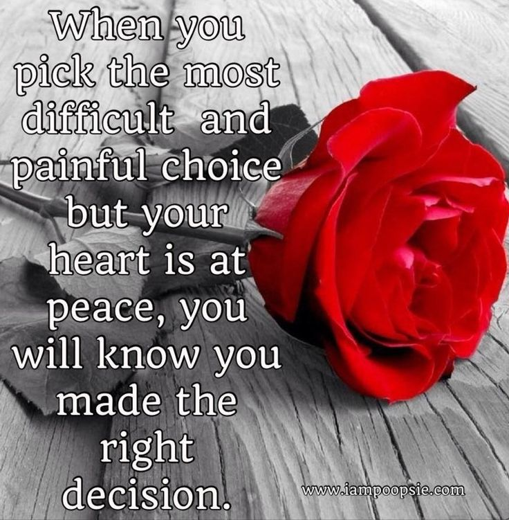 Making The Right Decision In Life Quotes: Right Decision Quotes. QuotesGram