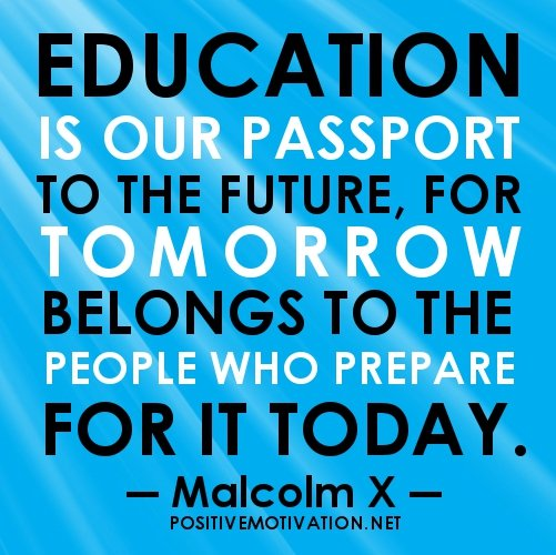 Inspirational Quotes About Education. QuotesGram
