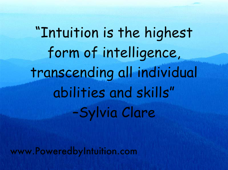 Follow Your Intuition Quotes. QuotesGram