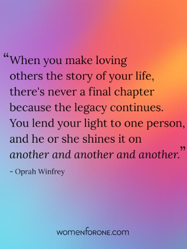 Oprah Quotes About Empathy. QuotesGram