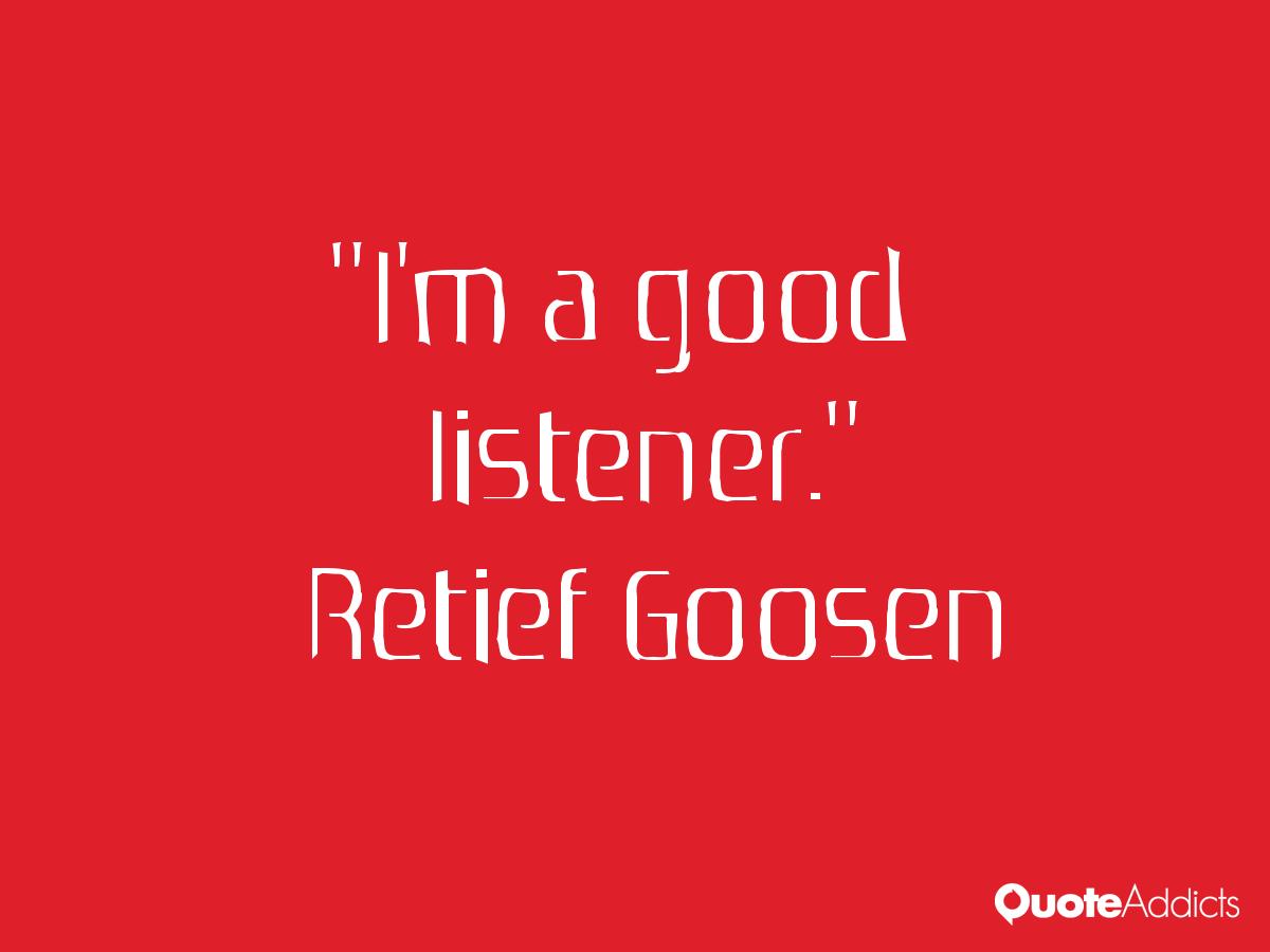 Retief goosen quotes