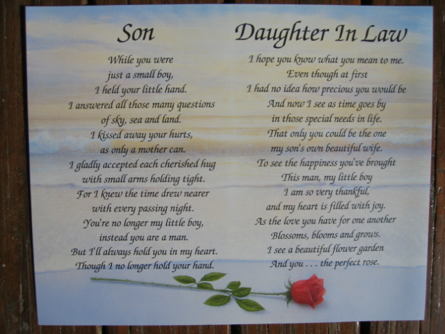 Daughter Quote Inspirational Gift For Daughter Birthday: Happy Birthday Daughter In Law Quotes. QuotesGram