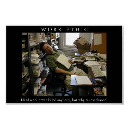 positive quotes about work ethics quotesgram