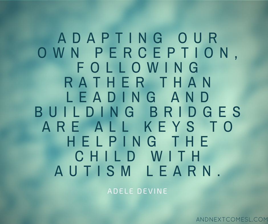 Motivational Inspirational Quotes: Inspirational Quotes About Autism. QuotesGram