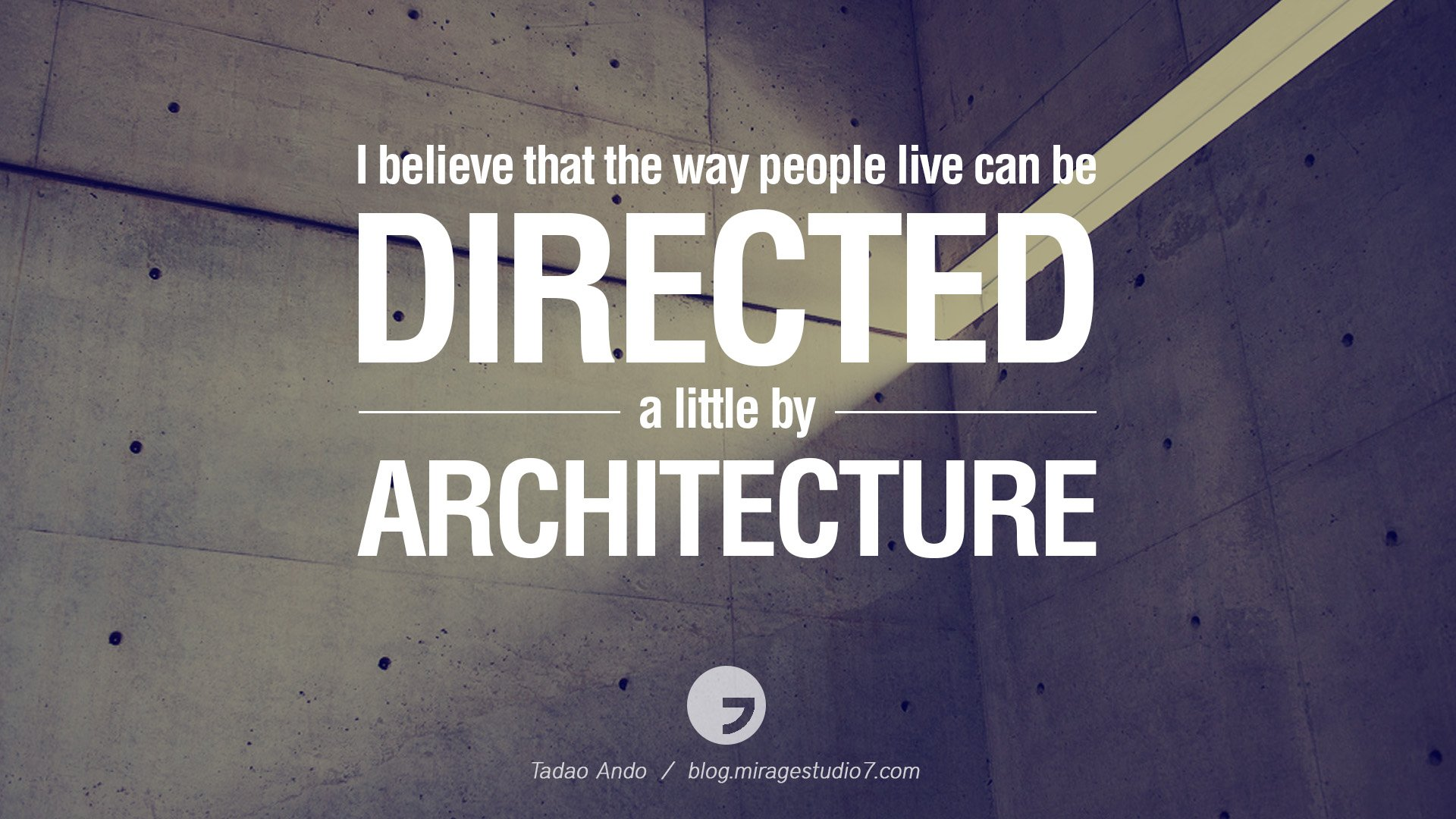 quotes architecture famous architects inspirational quote drawings interior architect tadao ando sayings believe modern quotesgram designers building directed inspiration way