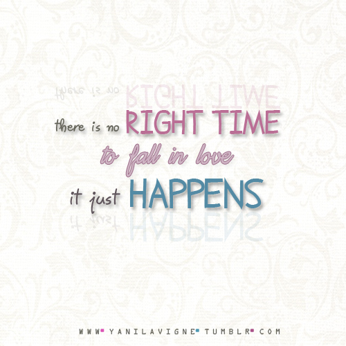 Quotes About Relationships And Time: Relationship Quotes Right Time. QuotesGram