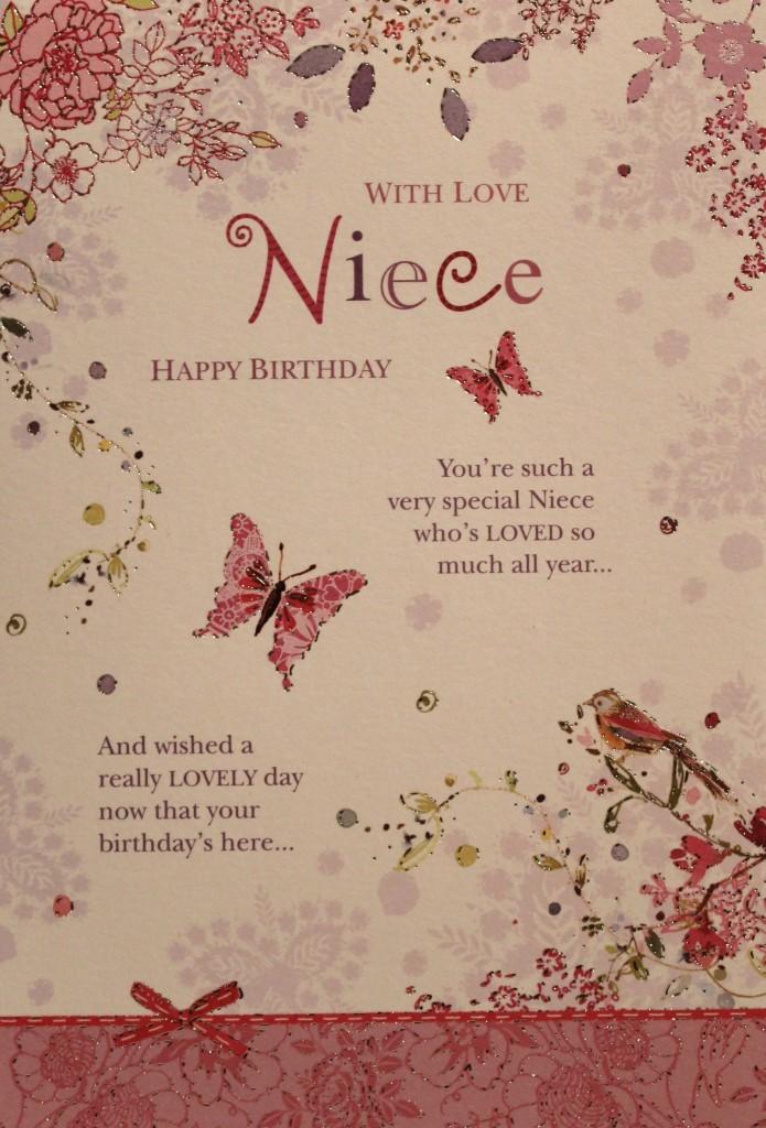 Happy Birthday Niece Images And Quotes ~ Happy birthday niece quotes quotesgram