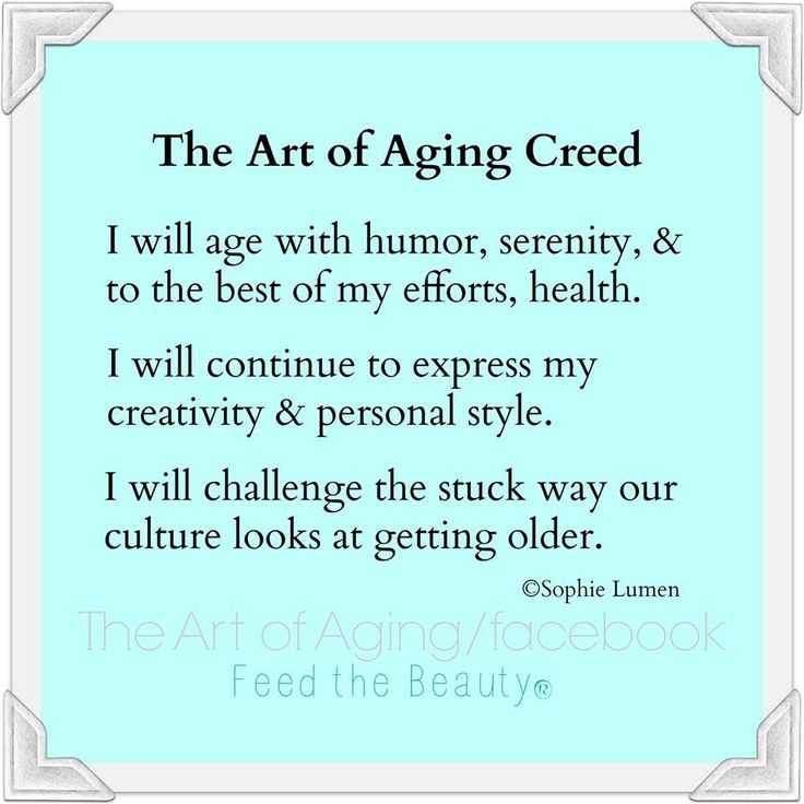 Aging Quotes: Healthy Aging Quotes. QuotesGram