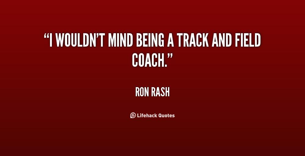 T Track Field Quotes. QuotesGram