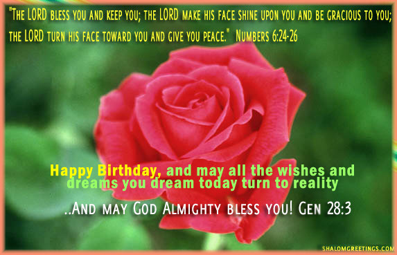 Christian Happy Birthday Wishes Quotes Quotesgram
