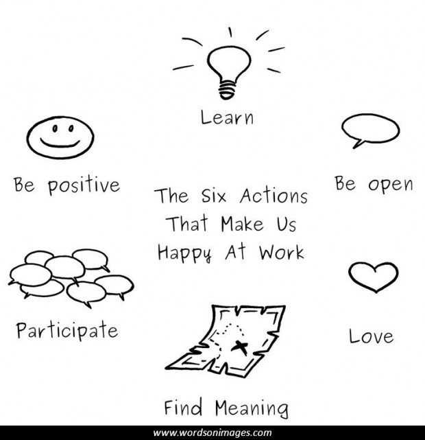 positive quotes for employee morale quotesgram
