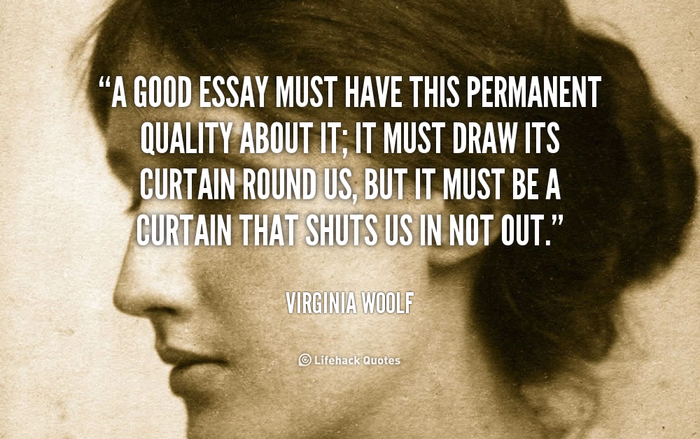 famous quotes for essays