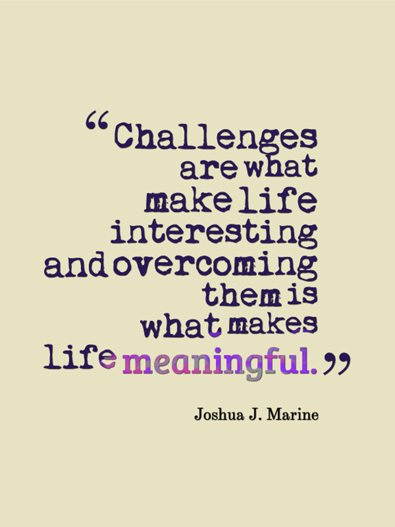 Motivational Quotes To Overcome Challenges. QuotesGram
