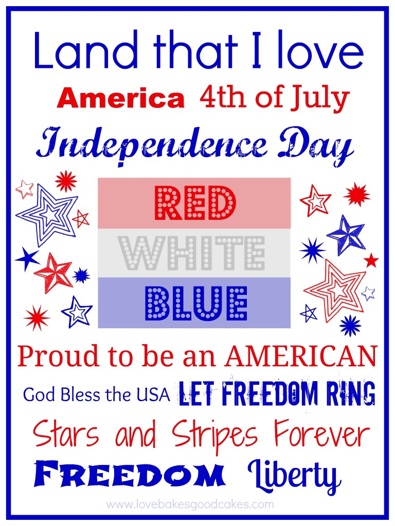 4th Of July Quotes Love. QuotesGram