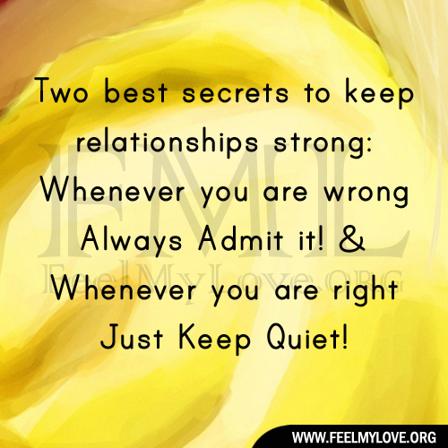 Keeping Secrets In Relationships Quotes. QuotesGram