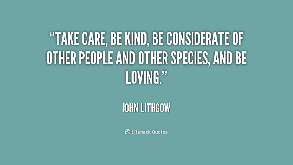 Caring for others quotes